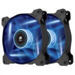 [Pack de 2] Ventilateur Air Series CORSAIR AF120 - Quiet Edition High Airflow - LEDs Bleues
