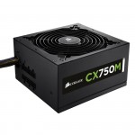 Alimentation Semi-Modulaire CORSAIR CX750WM  -  80PLUS Bronze
