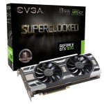 Carte graphique EVGA GeForce GTX 1070 SuperClocked - 8 Go   (08G-P4-6173-KR)