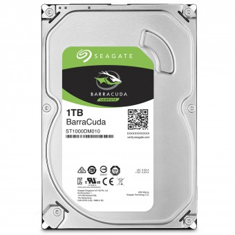 "disque dur 3.5"" SEAGATE Barracuda - 1To (ST1000DM010)"