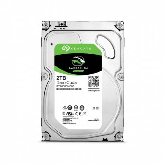 "Disque Dur 3.5""  SEAGATE 'Barracuda' Compute - 2 To"