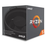 Processeur AMD Ryzen 5 2600 Multi Pack Edition (3.4 GHz)